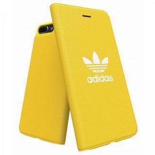 adidas Originals Adicol 手帳型ケース iPhone 8 Plus/7 Plus/6s Plus/6 Plus イエロー