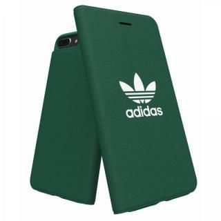 iPhone8 Plus/7 Plus ケース adidas Originals Adicol 手帳型ケース iPhone 8 Plus/7 Plus/6s Plus/6 Plus グリーン