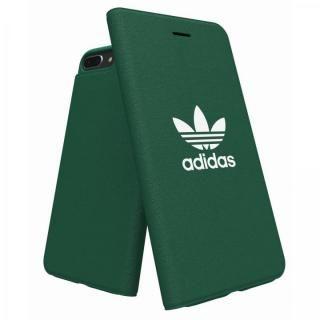 iPhone8 Plus/7 Plus ケース adidas Originals Adicol 手帳型ケース iPhone 8 Plus/7 Plus/6s Plus/6 Plus グリーン