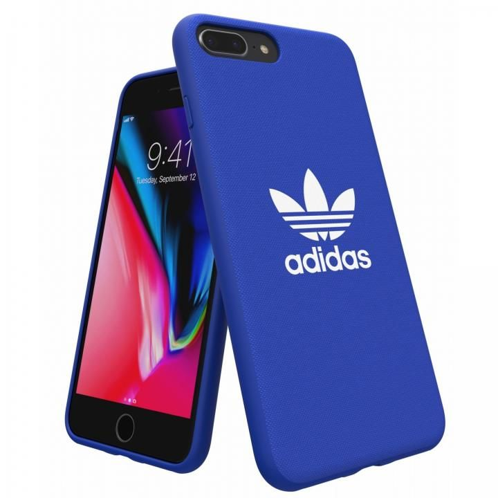 iPhone8 Plus/7 Plus ケース adidas Originals Adicol ケース iPhone 8 Plus/7 Plus/6s Plus/6 Plus ブルー_0