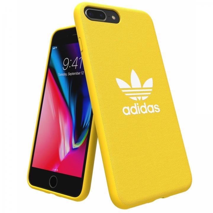 adidas Originals Adicol ケース iPhone 8 Plus/7 Plus/6s Plus/6 Plus イエロー