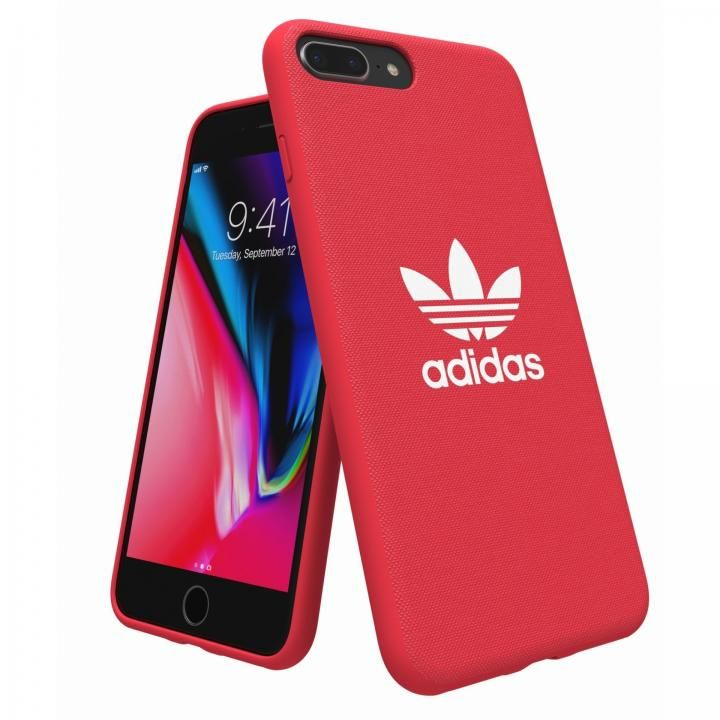 iPhone8 Plus/7 Plus ケース adidas Originals Adicol ケース iPhone 8 Plus/7 Plus/6s Plus/6 Plus レッド_0