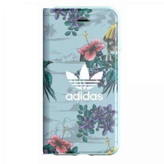 【iPhone8/7/6s/6ケース】adidas Originals 手帳型ケース Floral/Ash Grey iPhone 8/7/6s/6_2