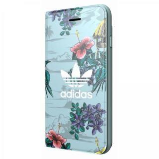 【iPhone8/7/6s/6ケース】adidas Originals 手帳型ケース Floral/Ash Grey iPhone 8/7/6s/6_3
