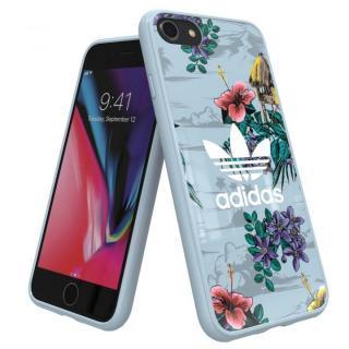iPhone8/7/6s/6 ケース adidas Originals スナップケース Floral/Ash Grey iPhone 8/7/6s/6