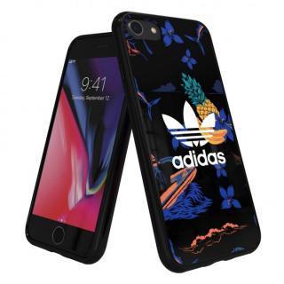 【iPhone8/7/6s/6ケース】adidas Originals スナップケース Beach/Black iPhone 8/7/6s/6