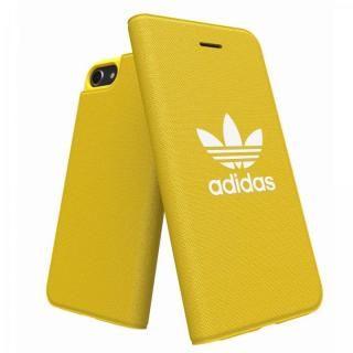 【iPhone8/7/6s/6ケース】adidas Originals Adicol 手帳型ケース iPhone 8/7/6s/6 イエロー