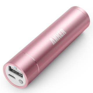 [3200mAh]Anker Astro Mini 第2世代 モバイルバッテリー ピンク