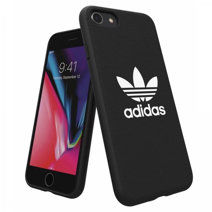 iPhone8/7/6s/6 ケース adidas Originals Adicol ケース iPhone SE 第2世代/8/7 ブラック_0