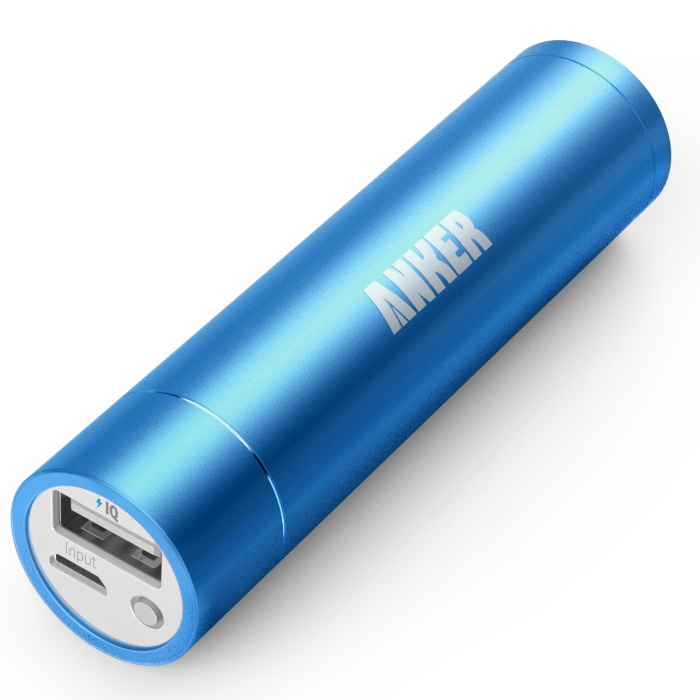 [3200mAh]Anker Astro Mini 第2世代 モバイルバッテリー ブルー_0