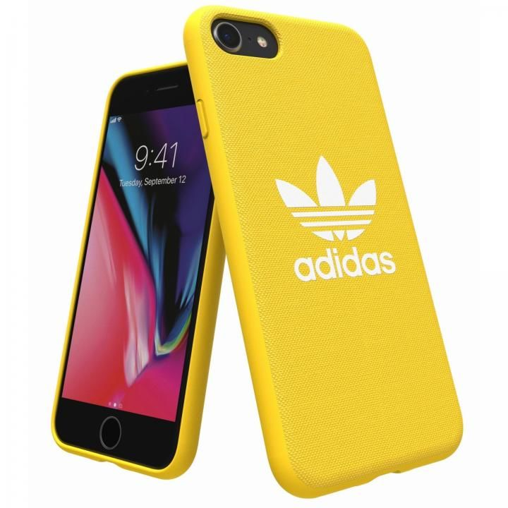 【iPhone8/7/6s/6ケース】adidas Originals Adicol ケース iPhone 8/7/6s/6 イエロー_0