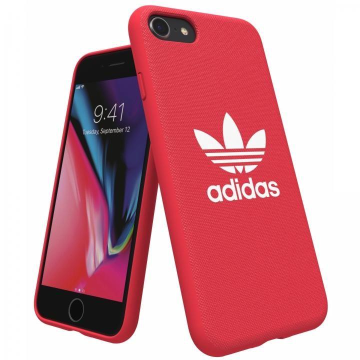 iPhone8/7/6s/6 ケース adidas Originals Adicol ケース iPhone 8/7/6s/6 レッド_0