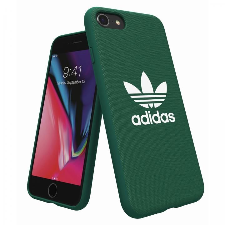 iPhone8/7/6s/6 ケース adidas Originals Adicol ケース iPhone 8/7/6s/6 グリーン_0