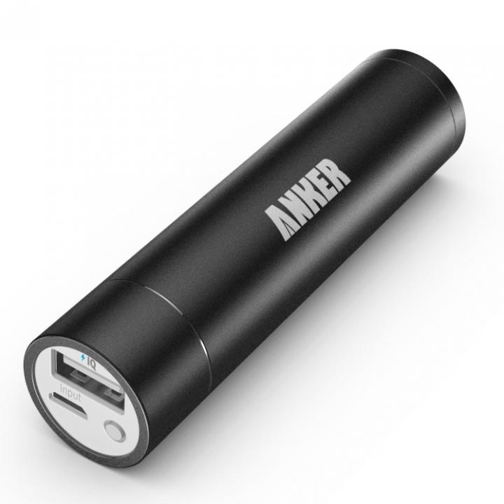 [3200mAh]Anker Astro Mini 第2世代 モバイルバッテリー ブラック_0