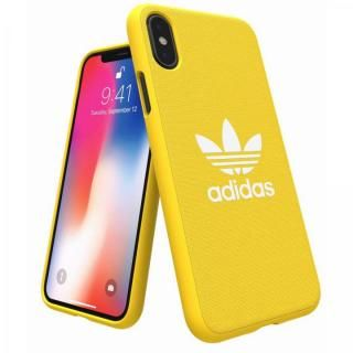 【iPhone X ケース】adidas Originals Adicol ケース iPhone XS/X イエロー【9月下旬】
