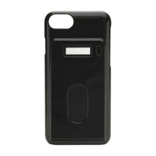 [AppBank先行]miruca evolution 電子マネー残高表示機能搭載ケース ブラック iPhone 7/6s/6【3月上旬】