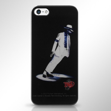 iPhone SE/5s/5 ケース iPhone SE/5s/5 Michael Jackson Bar Case_0