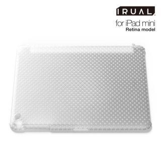 メッシュシェルケース  MAT CLEAR(クリア) iPad mini/2/3ケース