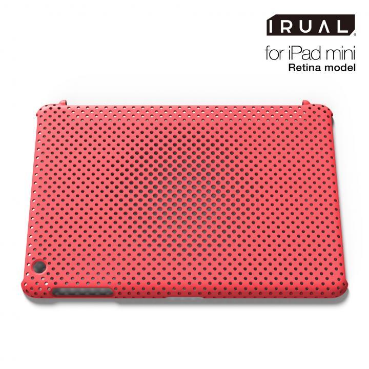 メッシュシェルケース  MAT PINK(ピンク) iPad mini/2/3ケース_0
