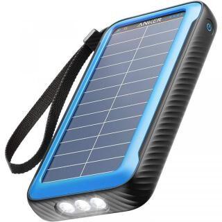 Anker PowerCore Solar 20000 モバイルバッテリー ソーラー発電 ブラック【8月上旬】