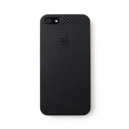 Minimal Skin Case  iPhone SE/5s/5 Mat Black