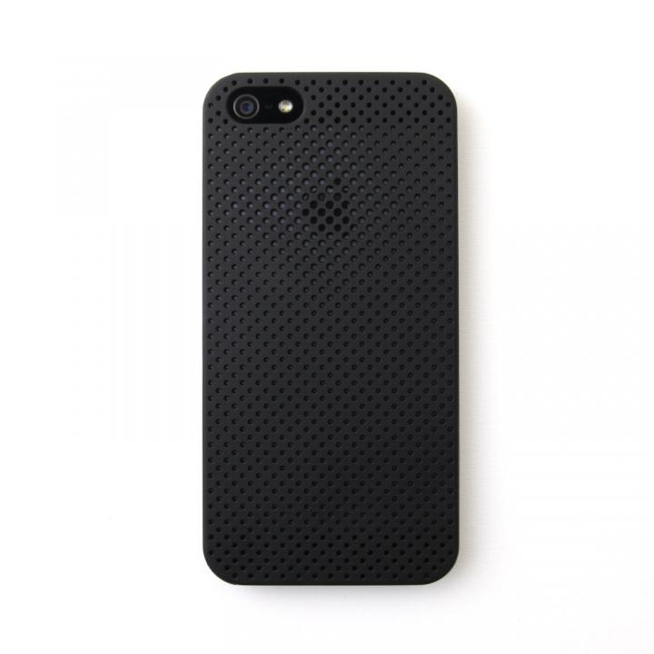 iPhone SE/5s/5 ケース Minimal Skin Case  iPhone SE/5s/5 Mat Black_0