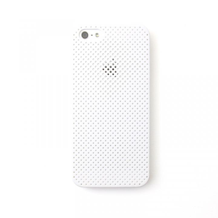 iPhone SE/5s/5 ケース Minimal Skin マットホワイト iPhone SE/5s/5ケース_0