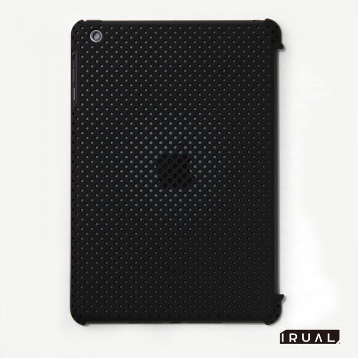 MESH SHELL CASE  iPad mini/2/3 Mat Black_0