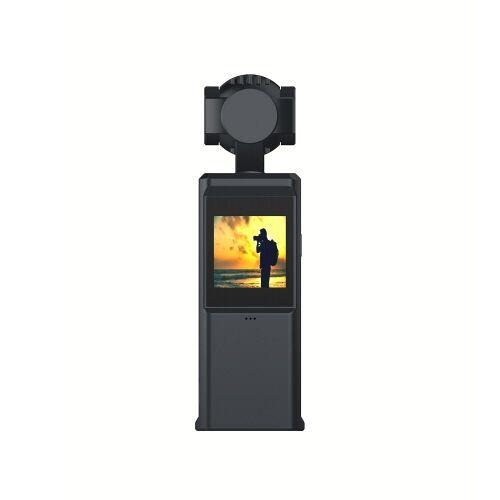 3軸スタビライザー搭載4Kカメラ POMi Pocket Gimbal_0