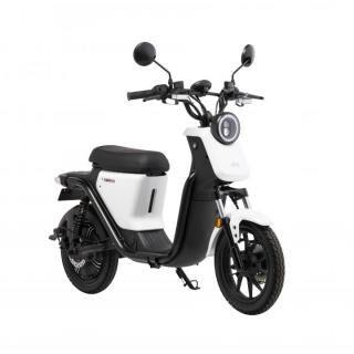 [配送料+ナンバー登録料パック]XEAM EVバイク「niu U(ニウ ユー)」 ホワイト