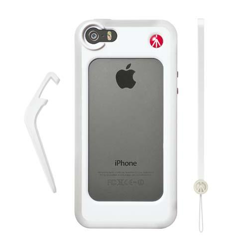 iPhone 5/5sケース KLYP+ バンパーホワイト 送料無料
