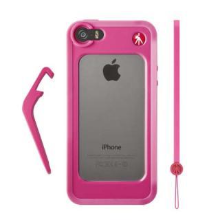 【iPhone SE/5s/5ケース】iPhone 5/5sケース KLYP+ バンパーピンク