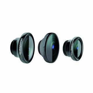 KLYP+バンパー専用 iPhone用レンズ3枚セット