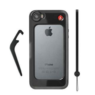 【iPhone SE/5s/5ケース】iPhone 5/5sケース KLYP+ バンパーブラック