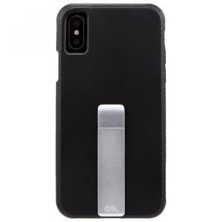 iPhone XS/X ケース Case-Mate Tough スタンドケース ブラック iPhone XS/X