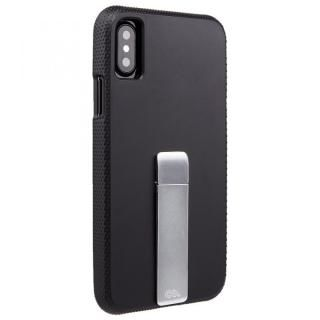 【iPhone XS/Xケース】Case-Mate Tough スタンドケース ブラック iPhone XS/X_1