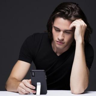 【iPhone XS/Xケース】Case-Mate Tough スタンドケース ブラック iPhone XS/X_4
