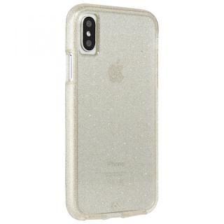 【iPhone XS/Xケース】Case-Mate シャンパンゴールドラメケース iPhone XS/X_1