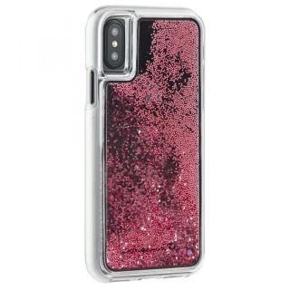 【iPhone XS/Xケース】Case-Mate Waterfallケース ローズゴールド iPhone XS/X_2