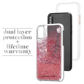 【iPhone XS/Xケース】Case-Mate Waterfallケース ローズゴールド iPhone XS/X_4