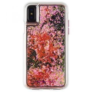 Case-Mate Waterfallケース グローピンク iPhone XS/X