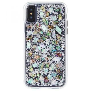 Case-Mate Karat ケース シルバー iPhone XS/X