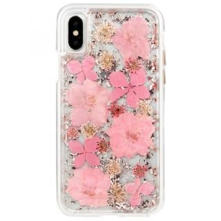 【iPhone XS/Xケース】Case-Mate Karat Petalsケース ピンク iPhone XS/X