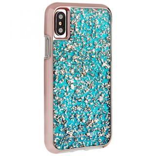 Case-Mate Karat ケース ターコイズ iPhone XS/X