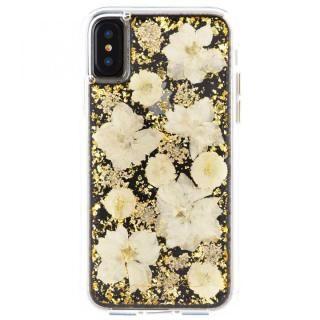Case-Mate Karat Petalsケース ホワイト iPhone XS/X
