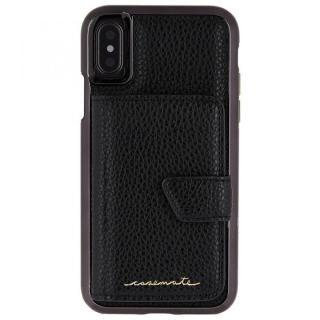 Case-Mate コンパクトミラーケース ブラック iPhone X