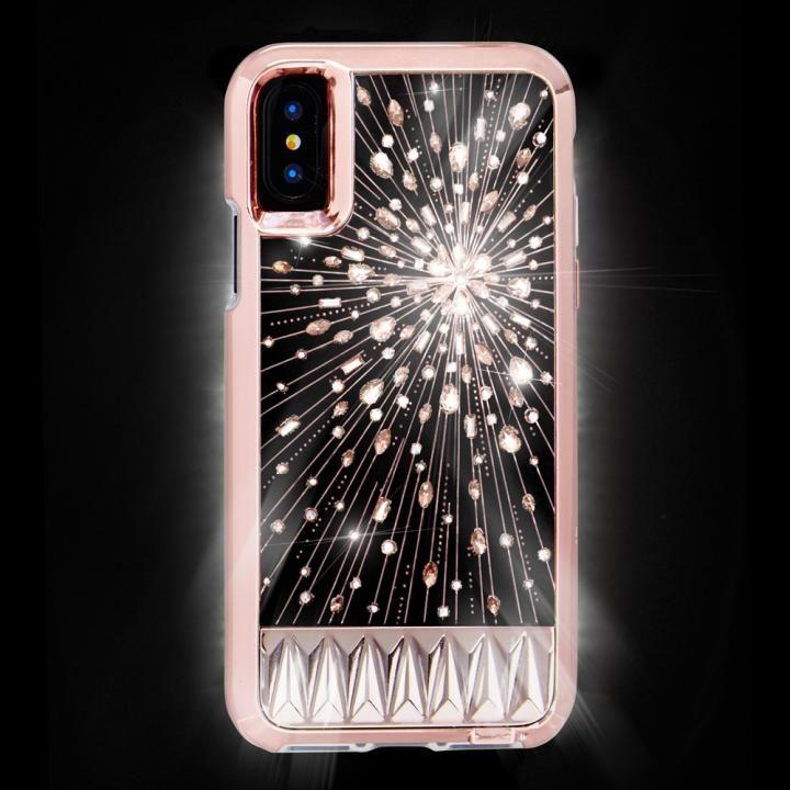 【iPhone XS/Xケース】Case-Mate ルミネセントケース iPhone XS/X_0