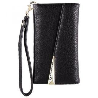 Case-Mate Leather Wristlet Folio ケース ブラック iPhone X