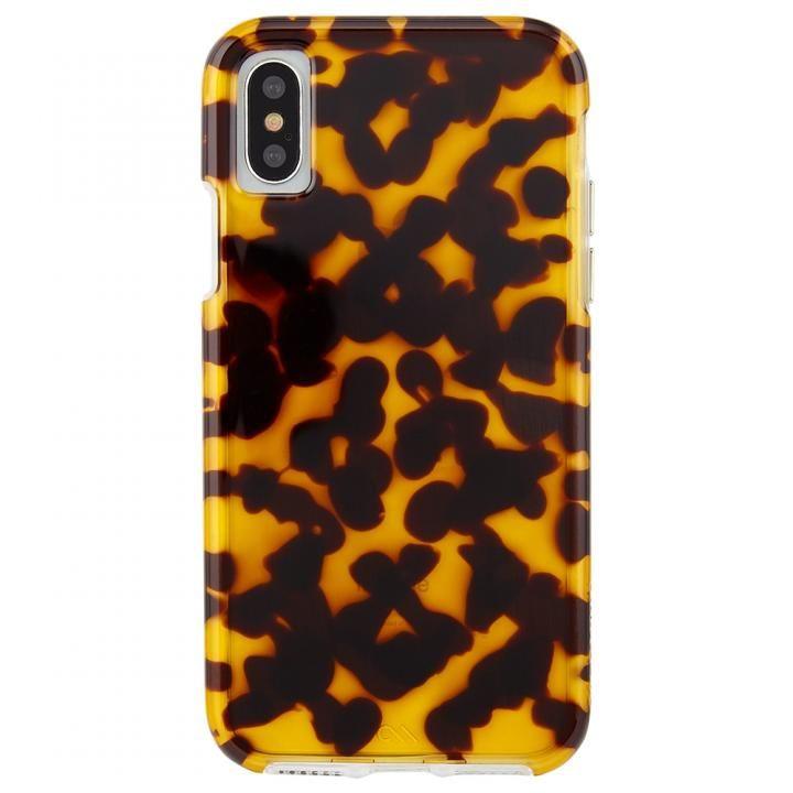 iPhone XS/X ケース Case-Mate トータスシェルケース iPhone XS/X_0