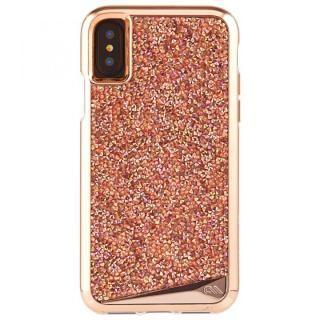 Case-Mate Brilliance Rose Gold iPhoneX